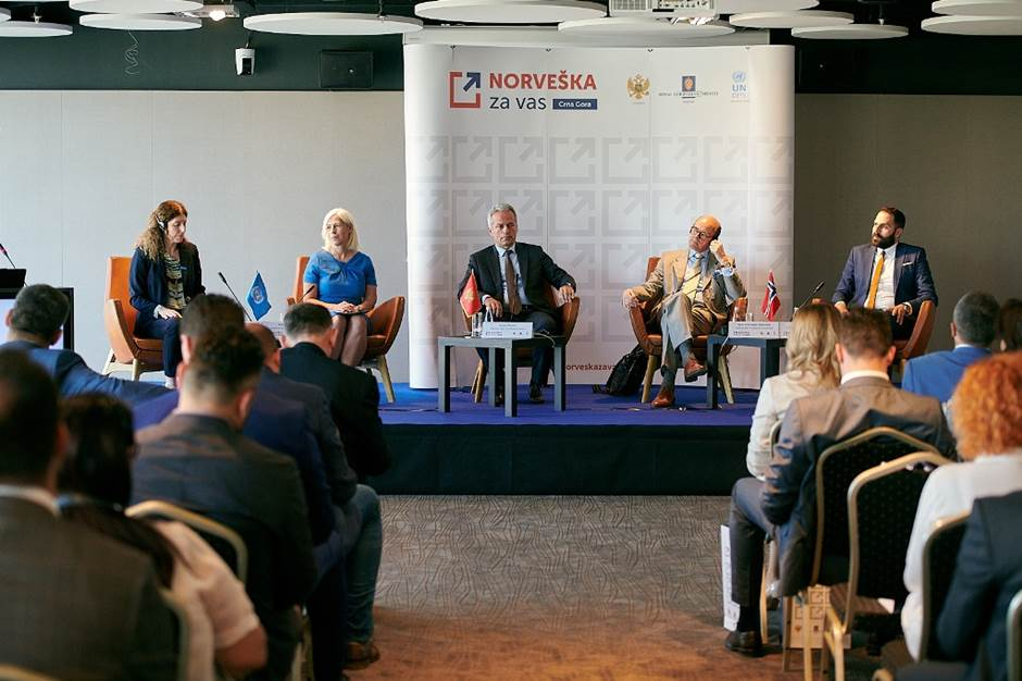 Discussions of the project took place in Podgorica - Photo:UNOPS