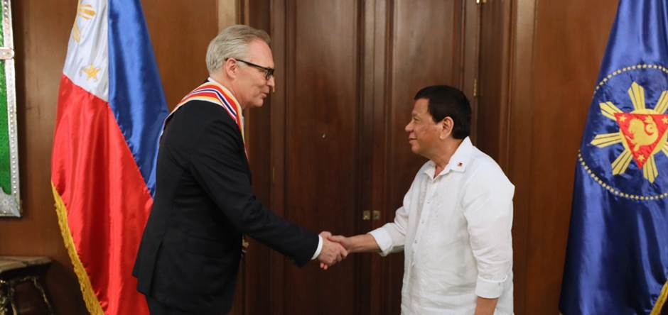 Norway - Philippines Bilateral Ties