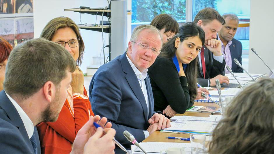 Syria Roundtable - Photo:Mission of Norway to the European Union