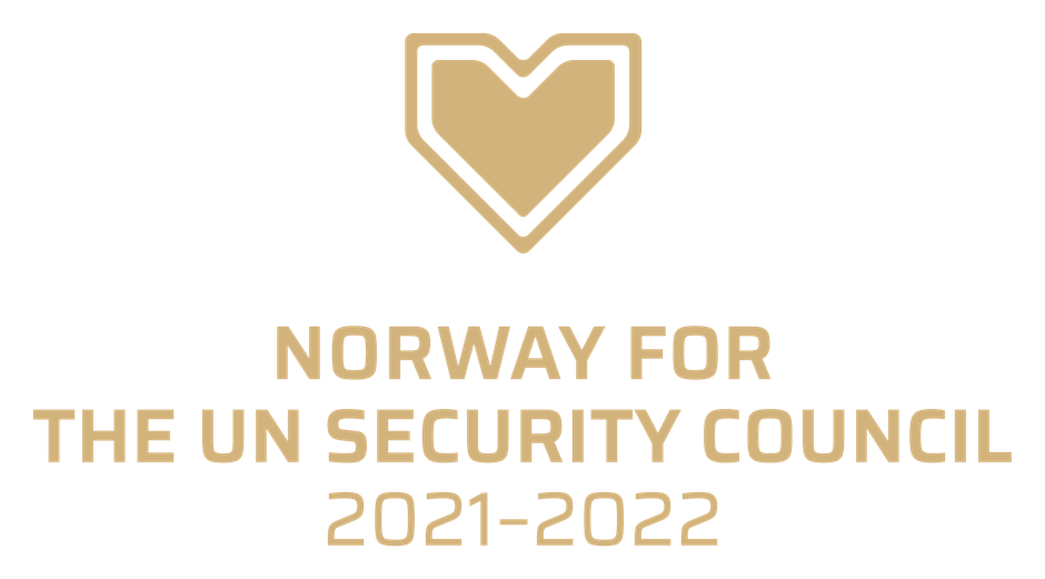 Norway for UN Security Council 2021-2022 - Foto:UD