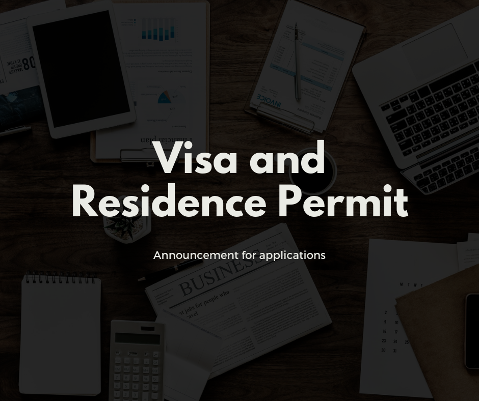 Visa and Residence Permit - Photo:Visa and Residence Permit