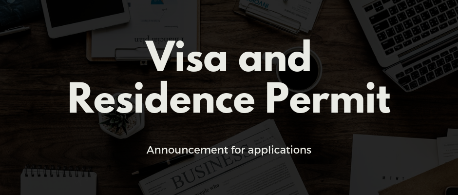 Announcement For Visa And Residence Permit Applications Norway
