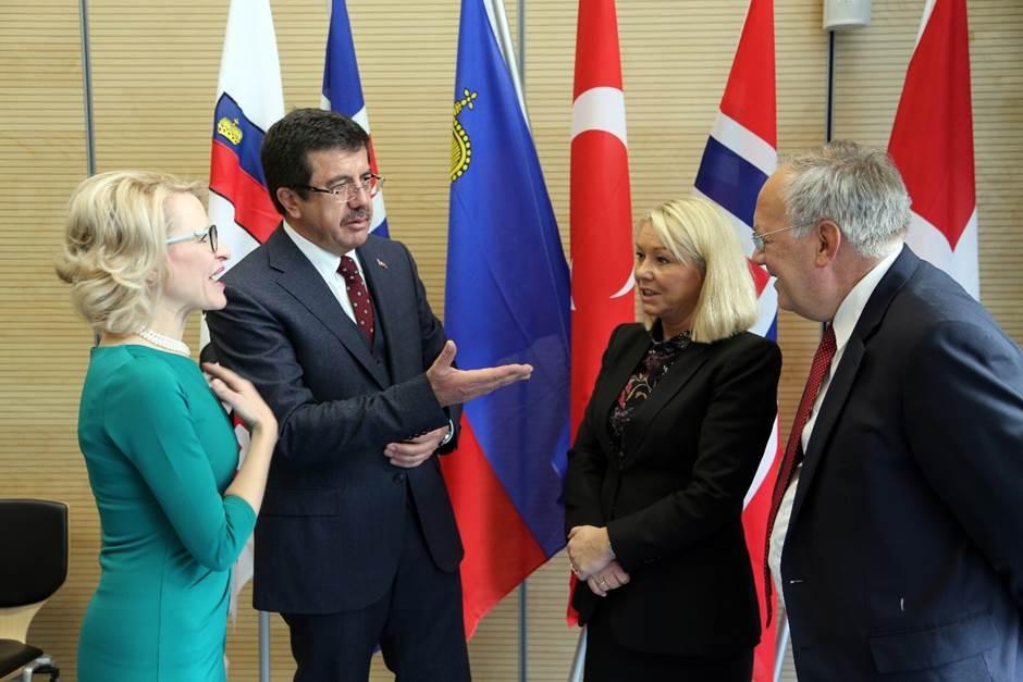 New Agreement With Turkey Ensures Norwegian Trade2 Norway In Geneva