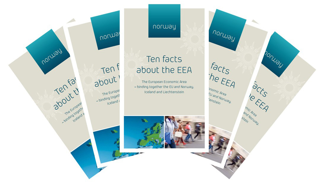 Ten Facts About The Eea Norway And The Eu