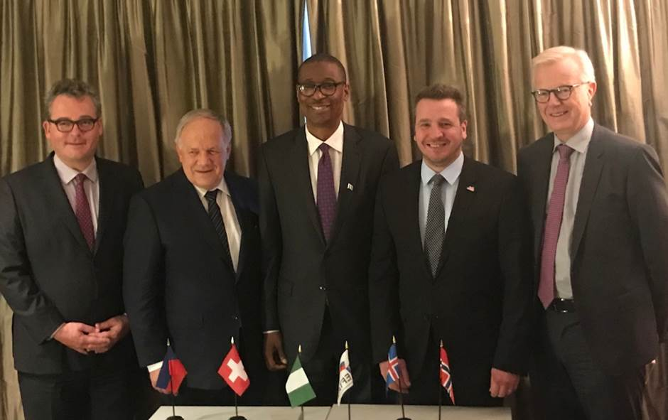 EFTA and the Federal Republic of Nigeria