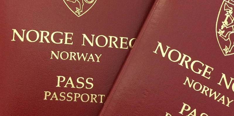 hvordan skaffe pass