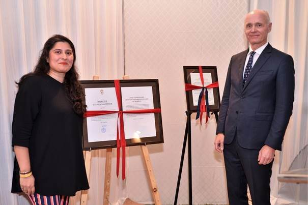 New Honorary Consul General for Norway in Karachi.jpg