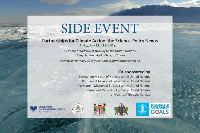 Partnerships for Climate Action
