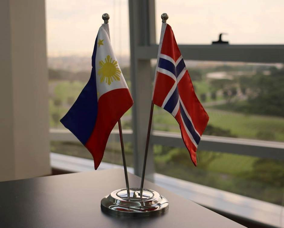 Norway - Philippine Relations - Norway in the Philippines