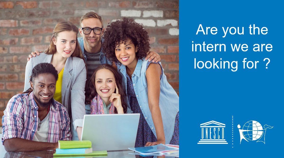 UNESCO interns