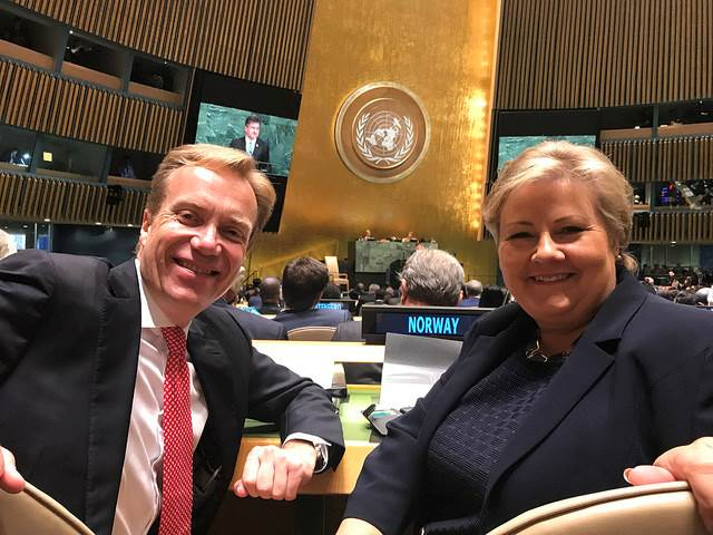Norway at the 72nd UN General Assembly 2017 - Norway in Uganda