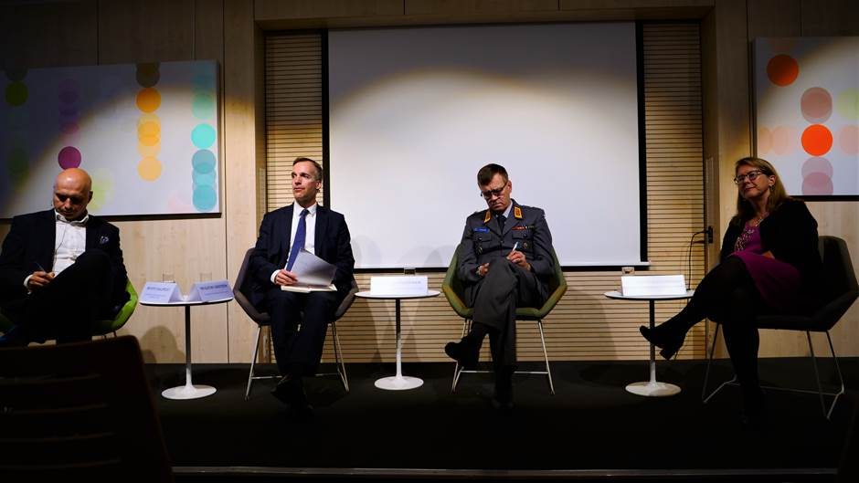 Event on multilateralism, september 2019 - Photo:Mission of Norway to the EU
