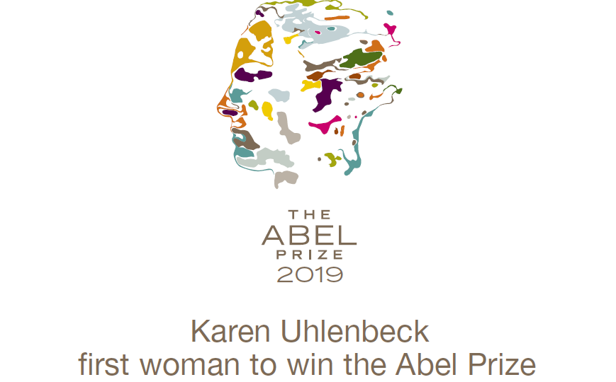 Karen Keskulla Uhlenbeck first woman to win the Abel Prize - Foto:www.abelprisen.no