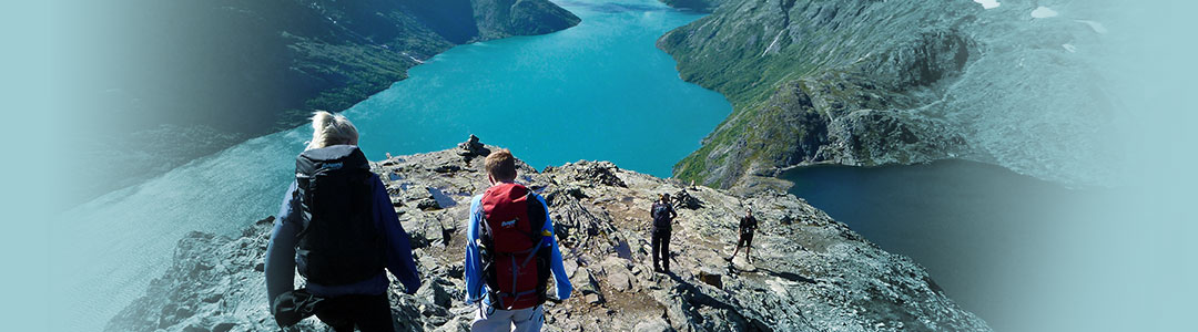 Norwegian turists - Photo:Tore Nedrebø