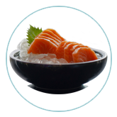 Norwegian sushi