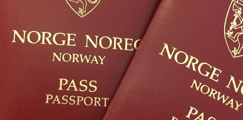 mistet pass i utlandet
