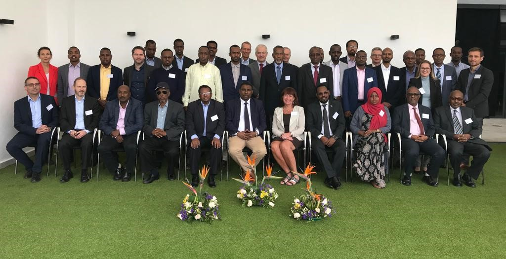 Participants at the Oil for Development Workshop 22 -25 October