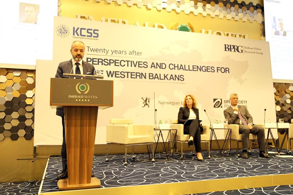 "International Conference ""Twenty Years After: Perspectives and Challenges for the Western Balkans"""