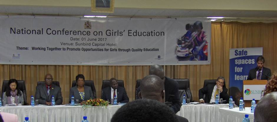 2nd National Girls' Education Conference - Norway in Malawi