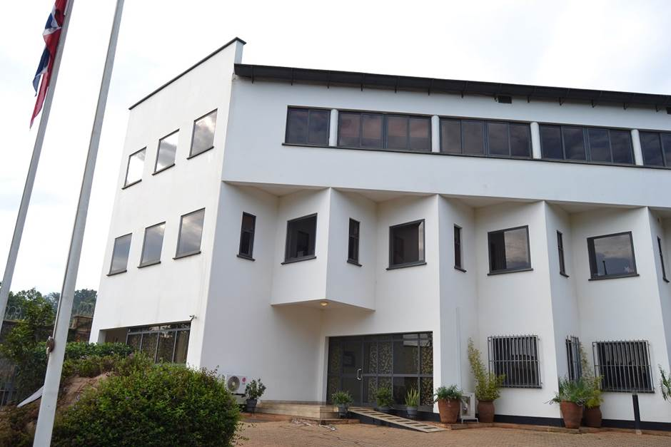About the Embassy - Norway in Uganda