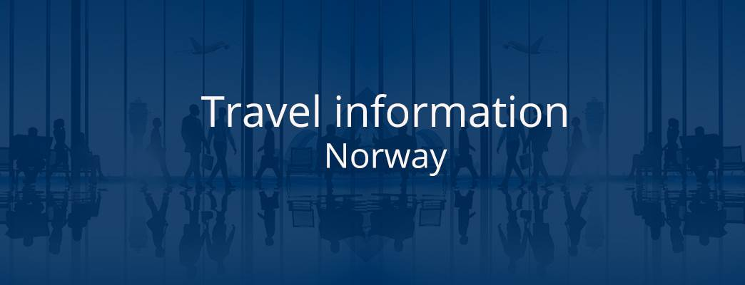Travelinformation Norway - Photo:MFA/Birkely